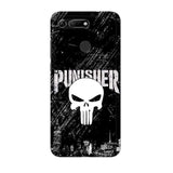 Official Marvel Punisher Honor View 20 3D Case