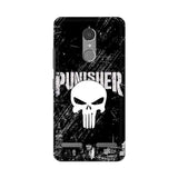 Official Marvel Punisher K6 Power 3D Case