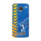 Motorola Phone Case Default Official Chennai Super Kings Yellow Brigade Lion Moto Z2 Play Hard Case