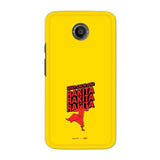 Official Jagame Thandhiram Jagame Thandhiram Moto X2 Hard Case