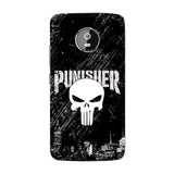 Official Marvel Punisher Moto G5 Plus 3D Case