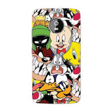 Official Official Looney Tunes Family Moto G5 Plus Hard Case