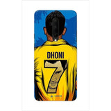 OnePlus Phone Case Default Official Chennai Super Kings Dhoni Yellove OnePlus 7T Pro 3D Case