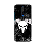 Poco Phone Case Default Official Marvel Punisher Poco X2 3D Case