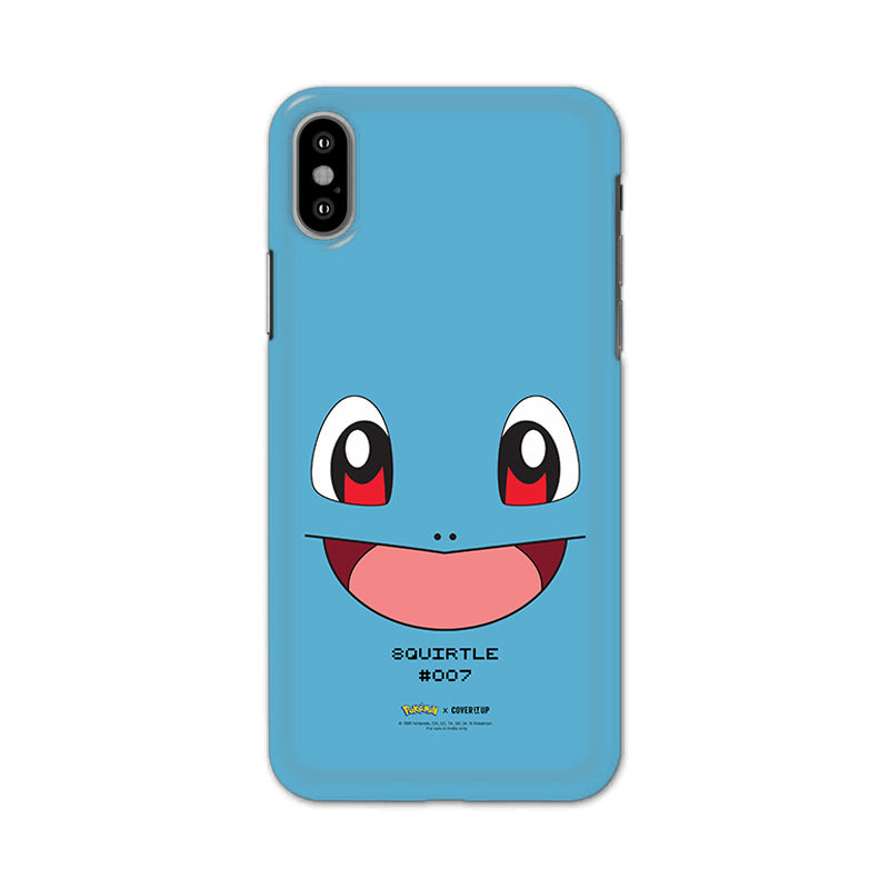 Official Pokemon Squirtle Hard Case