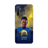 Realme Phone Case Default Official Chennai Super Kings Dhoni Paint Sports Realme 5 Pro 3D Case