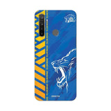 Realme Phone Case Default Official Chennai Super Kings Yellow Brigade Lion Realme 5 Pro Hard Case