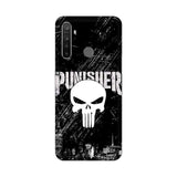Official Marvel Punisher Realme 5 Pro 3D Case