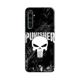 Realme Phone Case Default Official Marvel Punisher Realme X50 Pro 3D Case