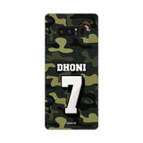 Official Chennai Super Kings Dhoni Camouflage Galaxy Note 8 3D Case