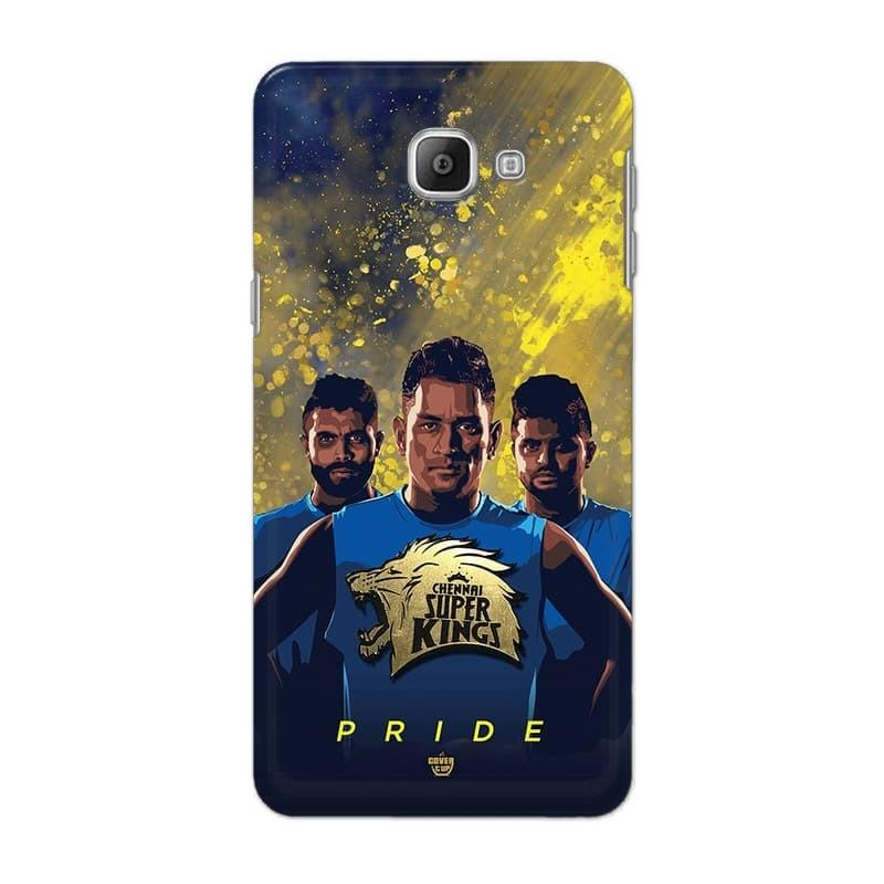 Samsung Phone Case Official Chennai Super Kings Pride Galaxy A9 3D Case