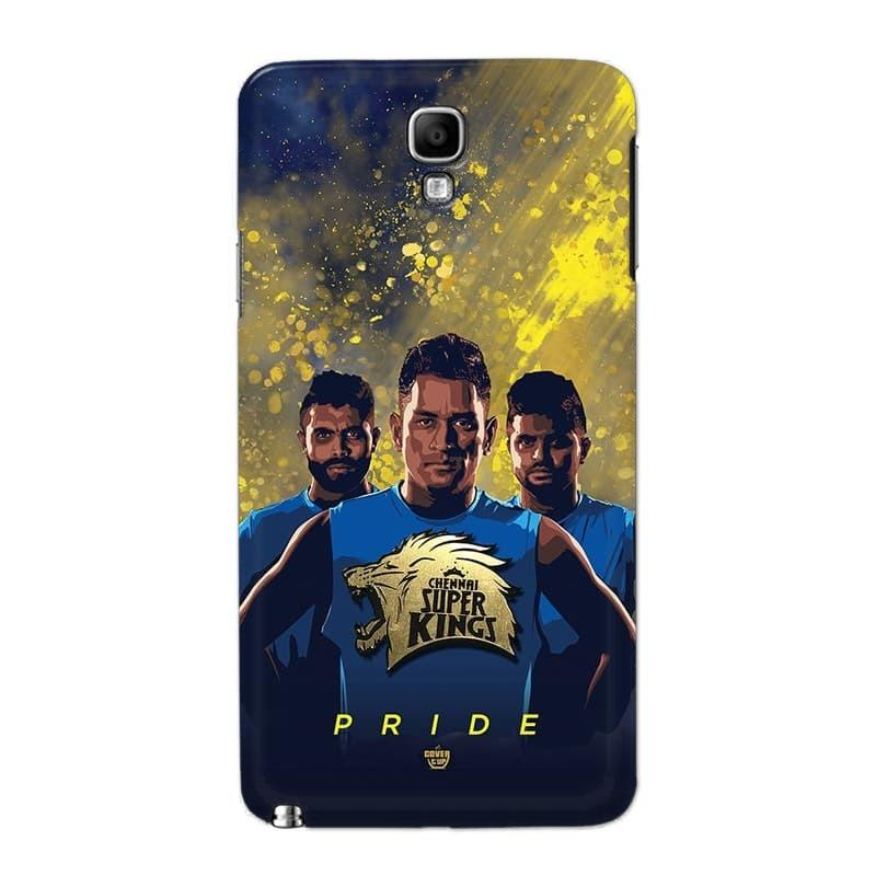Samsung Phone Case Official Chennai Super Kings Pride Galaxy Note 3 neo 3D Case