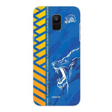 Samsung Phone Case Default Official Chennai Super Kings Yellow Brigade Lion Galaxy A6 Hard Case
