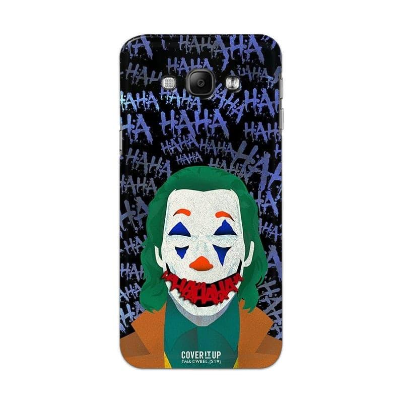 Samsung Phone Case Official DC Comics Joker Haha Galaxy A8 3D Case