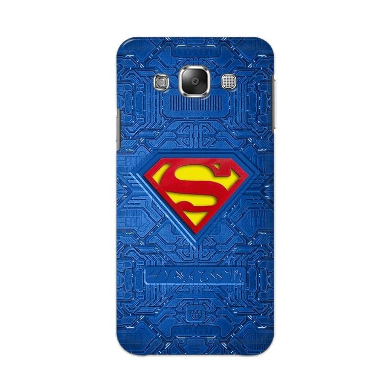 Samsung Phone Case Official DC Comics Superman Galaxy E5 3D Case