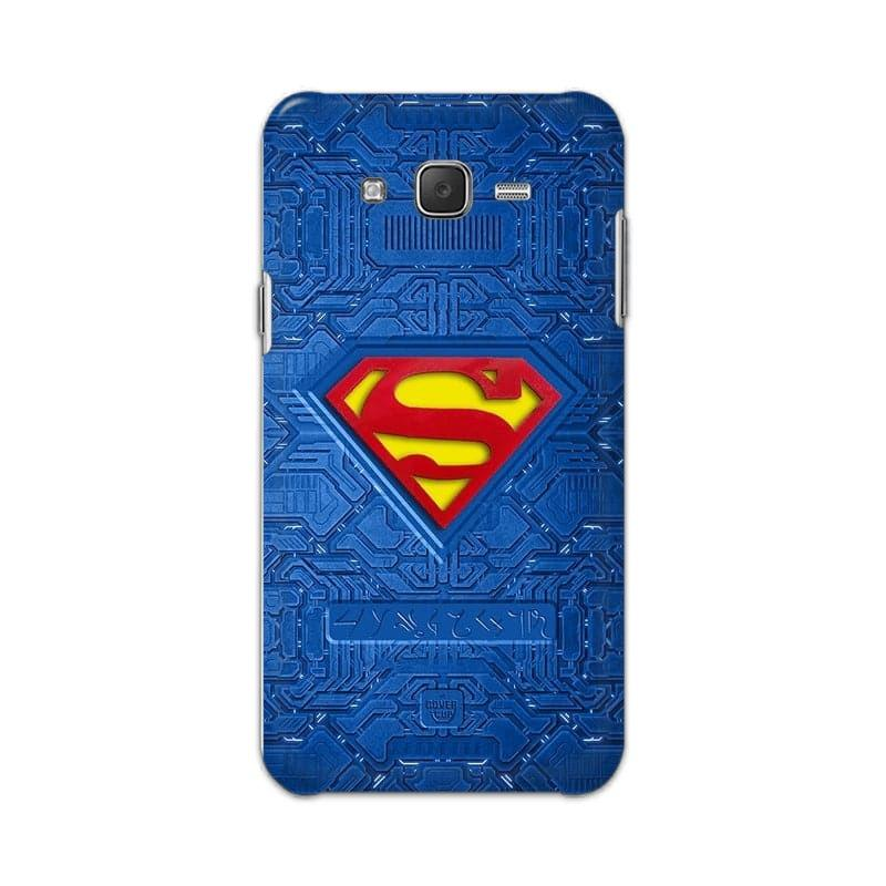 Samsung Phone Case Official DC Comics Superman Galaxy J5 3D Case