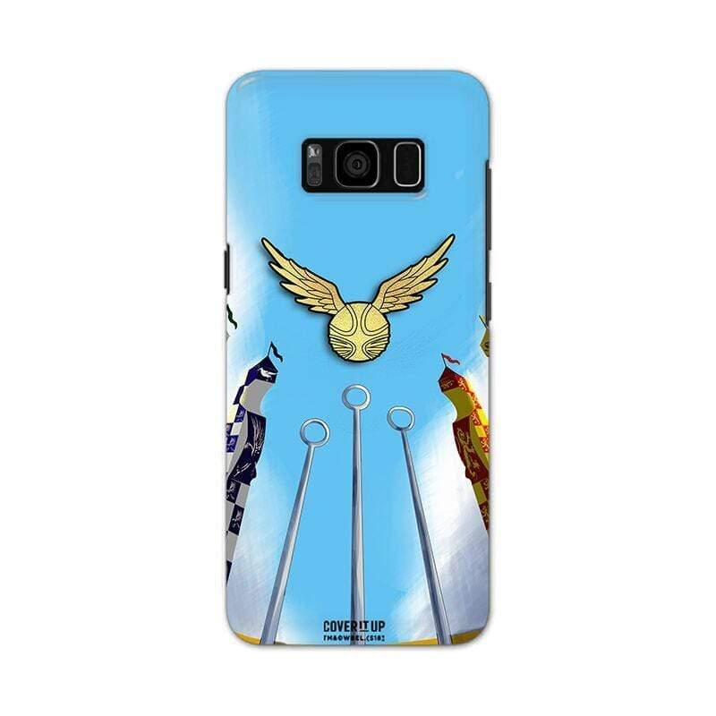 Samsung Phone Case Official Harry Potter Golden Snitch Galaxy S8 Plus 3D Case