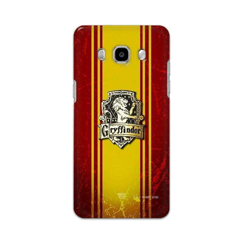 Samsung Phone Case Official Harry Potter Gryffindor Galaxy J5 2016 3D Case