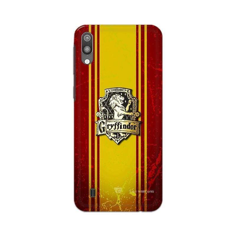 Samsung Phone Case Official Harry Potter Gryffindor Galaxy M10 3D Case