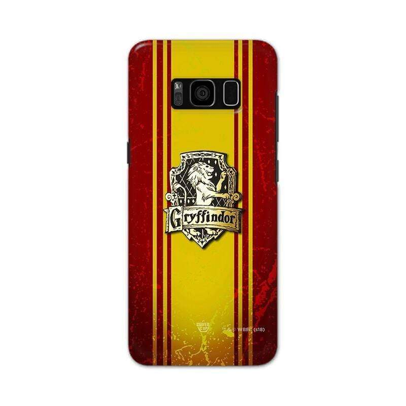 Samsung Phone Case Official Harry Potter Gryffindor Galaxy S8 3D Case