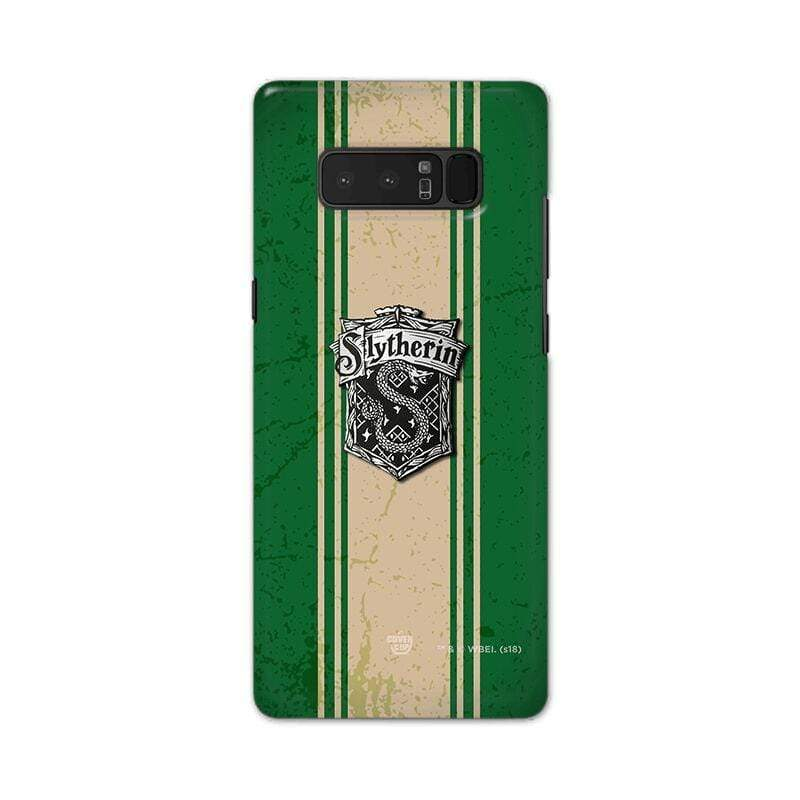 Samsung Phone Case Official Harry Potter Slytherin Galaxy Note 5 3D Case