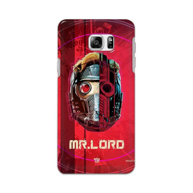 Samsung Phone Case Official Marvel Avengers Star Lord Galaxy Note Edge Hard Case