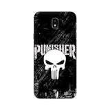 Official Marvel Punisher Galaxy J7 Pro 3D Case