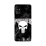 Samsung Phone Case Default Official Marvel Punisher Galaxy M 51 3D Case