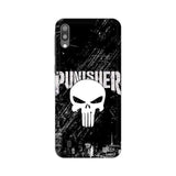 Samsung Phone Case Default Official Marvel Punisher Galaxy M10 3D Case