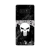 Samsung Phone Case Default Official Marvel Punisher Galaxy Note 8 3D Case