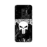 Official Marvel Punisher Galaxy S9 Plus 3D Case