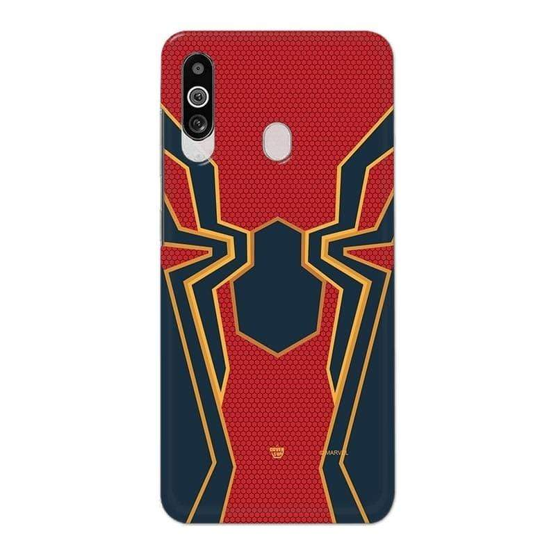 Samsung Phone Case Official Marvel Spider-Man Logo Suit Galaxy M40 Hard Case