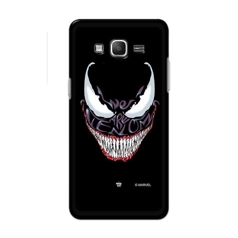 Samsung Phone Case Official Marvel We are Venom Galaxy Grand Prime Hard Case