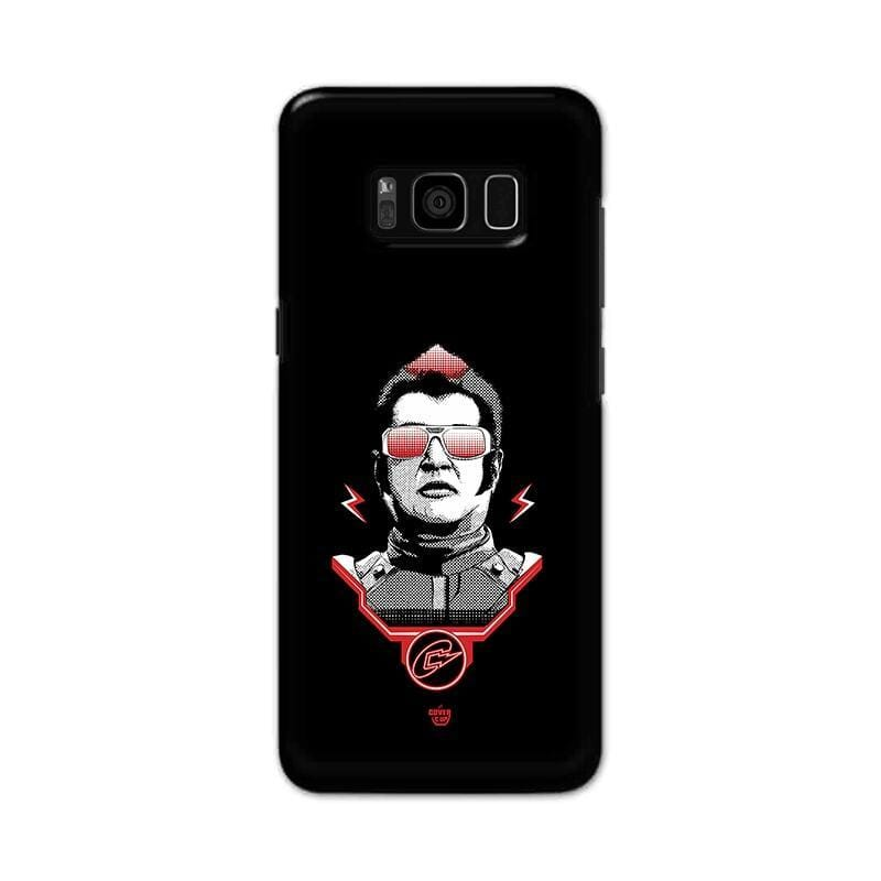 Samsung Phone Case Official Robot 2.0 Chitti reloaded Galaxy S8 Plus Hard Case