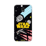 Official Star Wars Logo Galaxy J7 Pro 3D Case