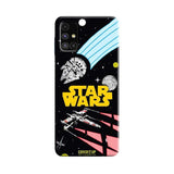 Samsung Phone Case Default Official Star Wars Logo Galaxy M 51 3D Case