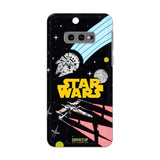 Official Star Wars Logo Galaxy S10E 3D Case