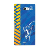 Sony Phone Case Default Official Chennai Super Kings Yellow Brigade Lion Xperia M2 Hard Case