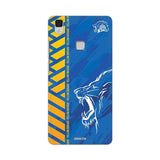 Vivo Phone Case Default Official Chennai Super Kings Yellow Brigade Lion V3 Max Hard Case