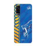 Vivo Phone Case Default Official Chennai Super Kings Yellow Brigade Lion Y51 Hard Case