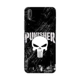 Vivo Phone Case Default Official Marvel Punisher V11 Pro 3D Case