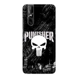 Vivo Phone Case Default Official Marvel Punisher V15 Pro 3D Case