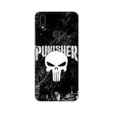 Vivo Phone Case Default Official Marvel Punisher V9 3D Case
