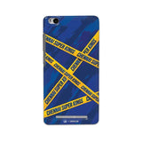 Xiaomi Phone Case Default Official Chennai Super Kings Cross Pattern Redmi 3s Hard Case
