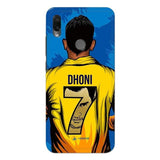Xiaomi Phone Case Default Official Chennai Super Kings Dhoni Yellove Redmi Note 7S 3D Case