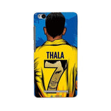 Xiaomi Phone Case Default Official Chennai Super Kings Thala 7 2020 Redmi 3s 3D Case