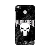 Official Marvel Punisher Redmi 4 3D Case