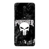 Official Marvel Punisher Redmi K20 3D Case
