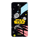 Official Star Wars Logo Redmi K20 3D Case