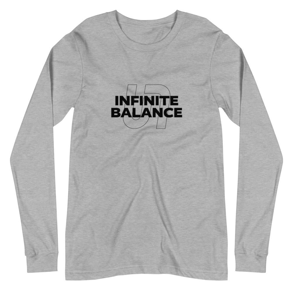 "Unlimited ""Infinite Balance"" Long Sleeve T-Shirt"